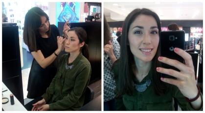 Maquillaje de Ana Albiol en Nars