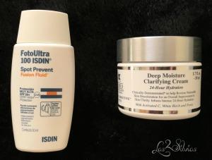 Crema Hidratante y protector solar