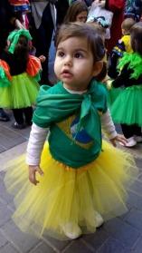 Baby Silvia pasacalles Carnaval